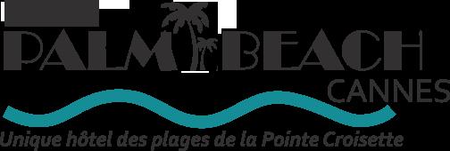 Hôtel Palmbeach à Cannes Logo